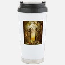 Fairy Woodlands 8 Stainless Steel Travel Mug