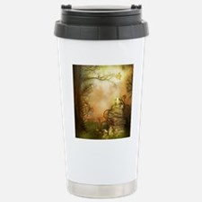 Fairy Woodlands 2 Stainless Steel Travel Mug