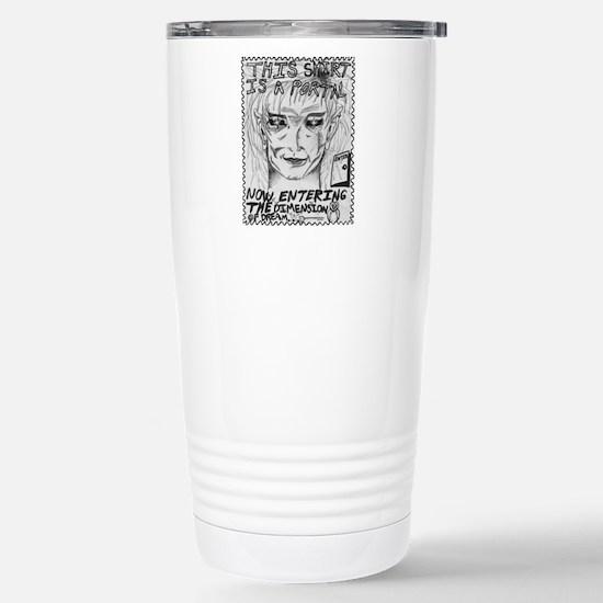 DimensionOfDream Stainless Steel Travel Mug
