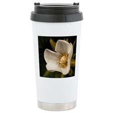 Strawberry flower Travel Coffee Mug