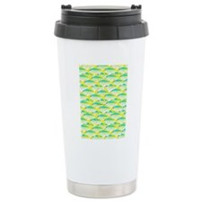 Yellowtail Snapper Scho Travel Mug