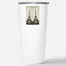 Vintage Paris - Eiffel  Stainless Steel Travel Mug