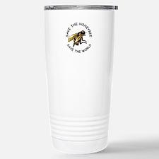 Save The Bee Travel Mug