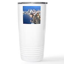 jhjhj Travel Coffee Mug