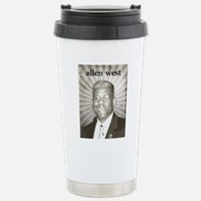 Allen West Stainless Steel Travel Mug