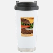 Hamburger Stainless Steel Travel Mug