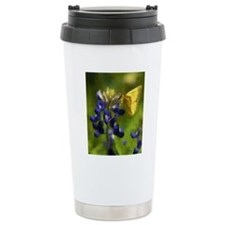 butterflyonbluebonnetbr Travel Mug