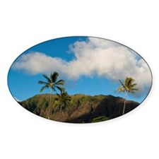 Exclusive hole 8 of Makaha Resort & Decal