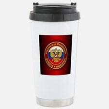 Russia COA (keepsake) Stainless Steel Travel Mug
