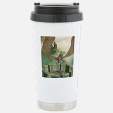 dl_shower_curtain Stainless Steel Travel Mug