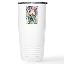 Pink Weed Travel Mug