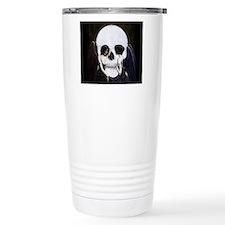 Meeting of the dark ang Travel Coffee Mug