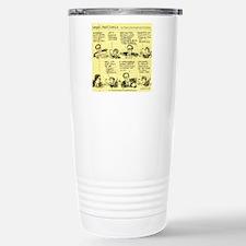Legal Pad Comix Seed Pa Travel Mug