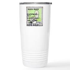 DOO DOO  Travel Coffee Mug