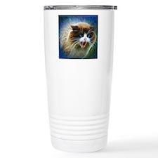 Ticked Off Kitty Travel Mug