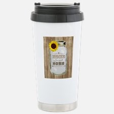 Home Sweet Home Rustic  Travel Mug