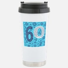 60th Birthday Poem - Si Travel Mug