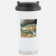 Noahs Ark Stainless Steel Travel Mug