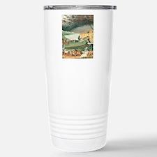 Noahs Ark Stainless Steel Travel Mug