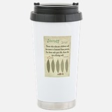 Retired Teacher quote A Stainless Steel Travel Mug
