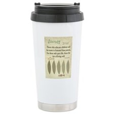 Retired Teacher quote A Travel Coffee Mug