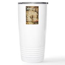 Names of Jesus Christ Thermos Mug