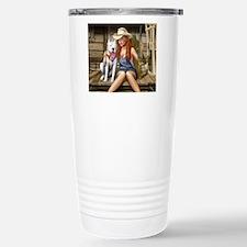Southern Girl for mouse Travel Mug