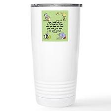 Good Friends Travel Coffee Mug