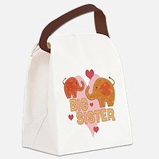 Y Canvas Lunch Bag