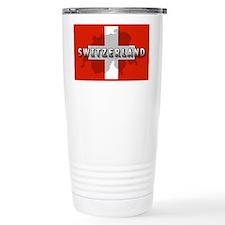 Helvetica Travel Mug