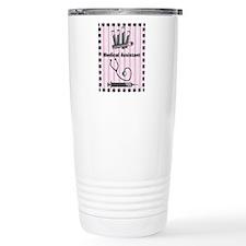 medical assistant blank Travel Coffee Mug