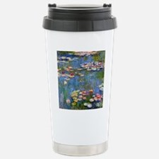 Water Lilies 1916 by Cl Travel Mug