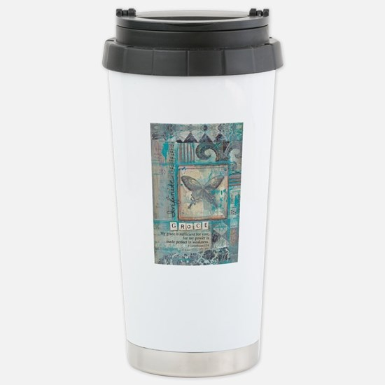Infinite Grace Stainless Steel Travel Mug
