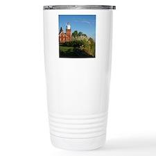 Big Bay Point Lighthous Travel Coffee Mug