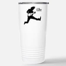 iUke w Stainless Steel Travel Mug