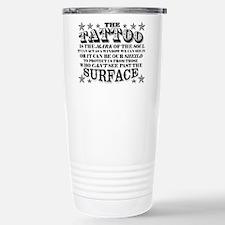Unique Tattoos Travel Mug