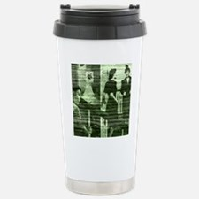 the spy Stainless Steel Travel Mug