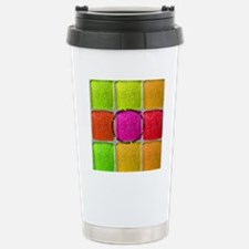 Retired Teacher Tiles P Travel Mug