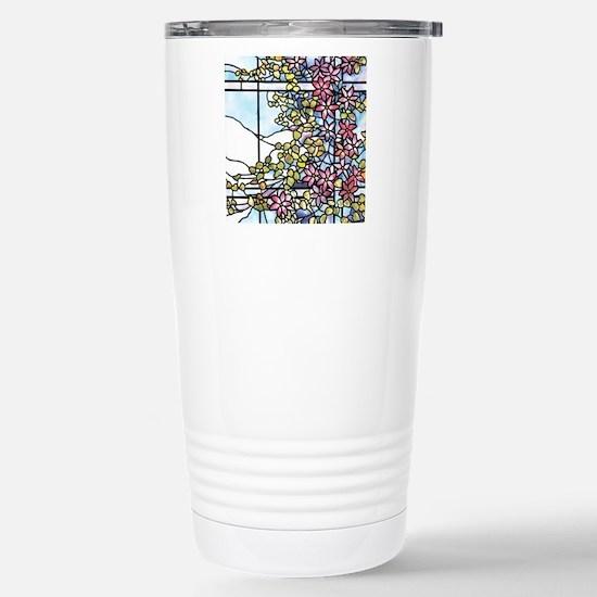 Floral Skylight - Fenwa Stainless Steel Travel Mug
