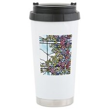 Floral Skylight - Fenwa Travel Mug