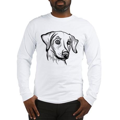 Rhodesian Ridgeback Long Sleeve T-Shirt