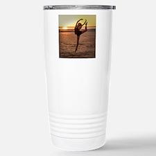 Ballet on the Beach Travel Mug