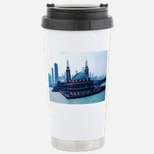Navy Pier Stainless Steel Travel Mug