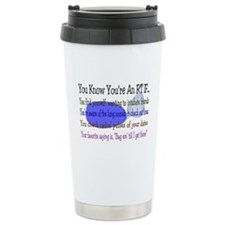 Cute Respiratory therapy Travel Mug