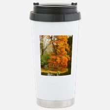 Willow in Autumn colors Travel Mug