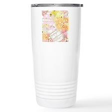 Chopin Florals Janelle  Travel Mug