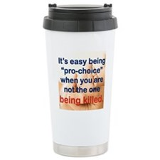ITS EASY BEING PRO CHOI Travel Mug