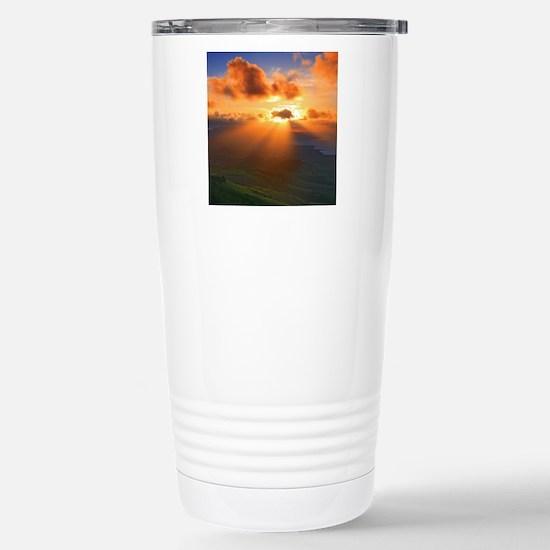 Inspirational heaven su Stainless Steel Travel Mug