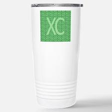 XC Run Run Green Travel Mug