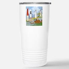 New Jersey Light houses Travel Mug